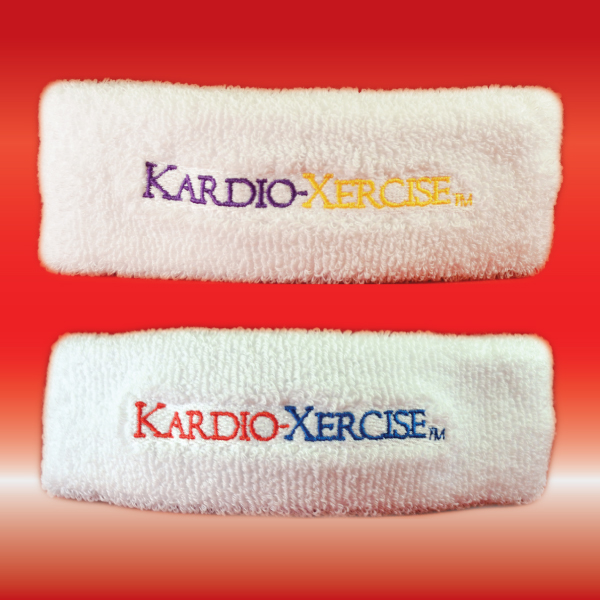 KARDIO-XERCISE™ Headband – Mix-and-Match Colors