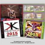 2015 Kardio-Xercise™ Fitness & Eat Right Be Healthy Meal Calendars – COMBO PACK